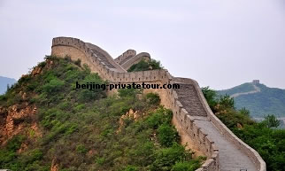 Badaling Great Wall & Ming Tombs (Changling) Private Day Tour