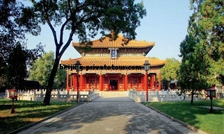 Beijing Capital Museum, Lama Temple, Confucius Temple, Beijing Panda House and Ancient City Wall Private Tour